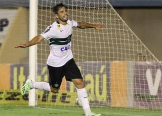 Henrique Almeida Coritiba (Foto: Coritiba/Divulgação)