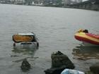 Família gaúcha reconhece corpo de homem encontrado no mar em SC