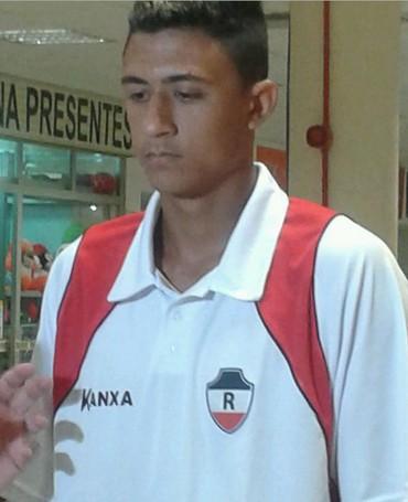 Lucas Bacelar (Foto: Renan Morais/GloboEsporte.com)