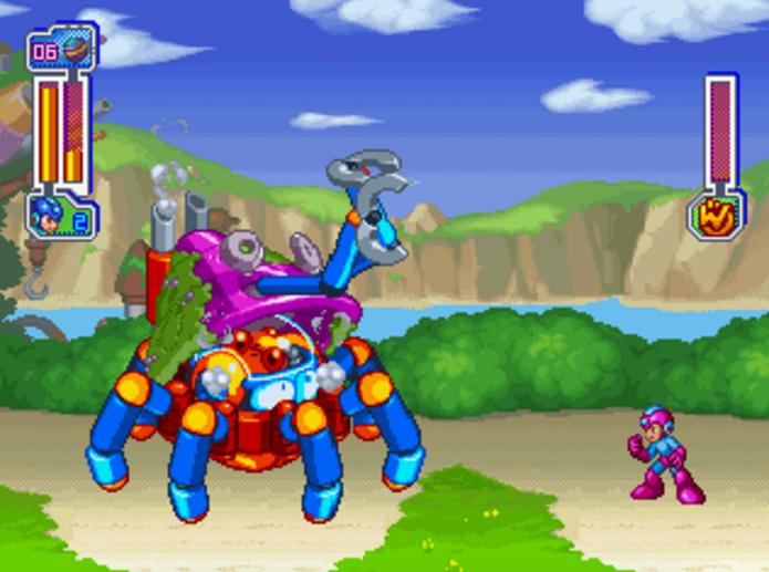 Mega Man 8 (Foto: Reprodução/Felipe Vinha)