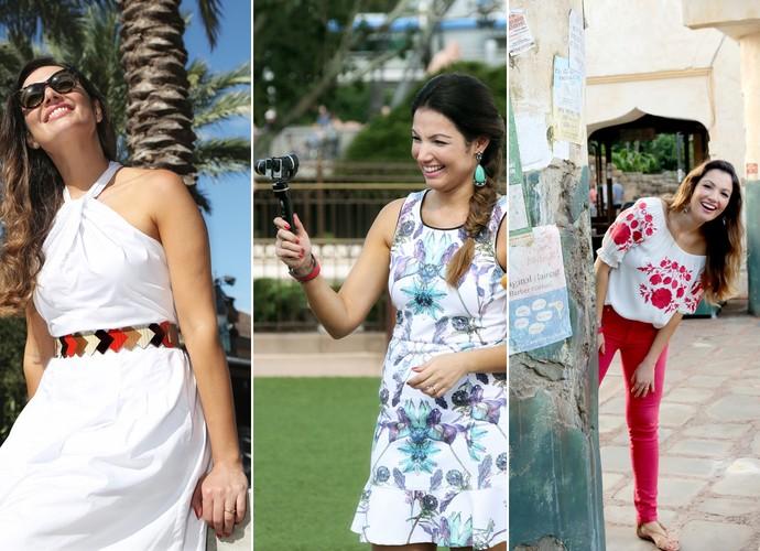 Patrícia Poeta arrasa em três looks inspiradores (Foto: Leonardo Viso/ Gshow)