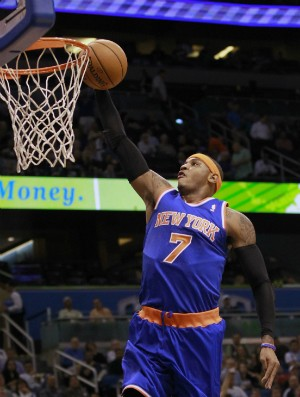 Carmelo Anthony_New York Knicks - AP (Foto: AP)