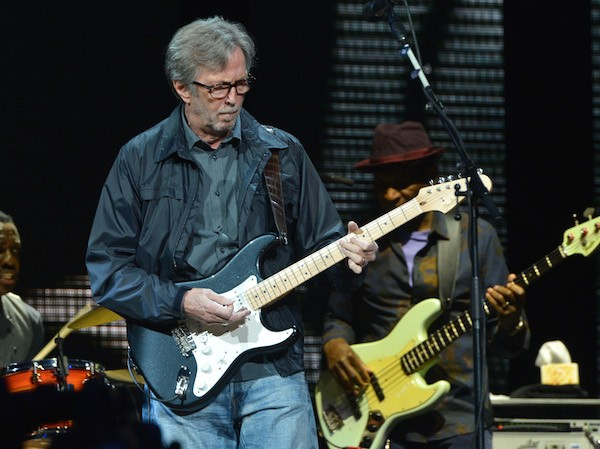 O cantor Eric Clapton (Foto: Getty Images)