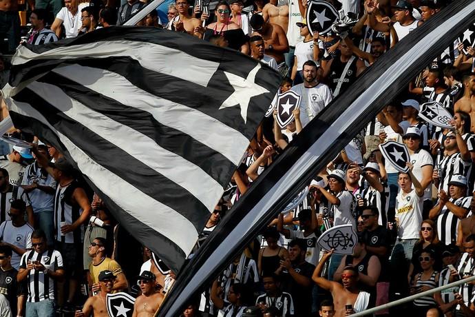 torcida Botafogo (Foto: Divulgação / Botafogo)
