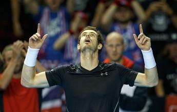 Andy Murray bate Pella e força quinto jogo na semifinal contra a Argentina