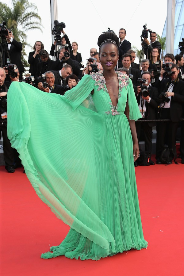 A atriz Lupita Nyong'o (Foto: Getty Images)