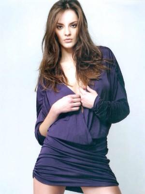 Heloísa Orsolini começou a trabalhar como modelo aos 15 anos (Foto: Peter Borgez)