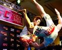 FOTOS: Treinos abertos esquentam evento do UFC em Macau