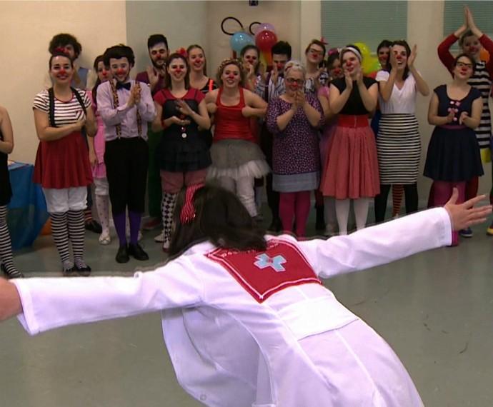 690 Help Doutorzinhos Mistura com Rodaika (Foto: Reprodução/RBS TV)