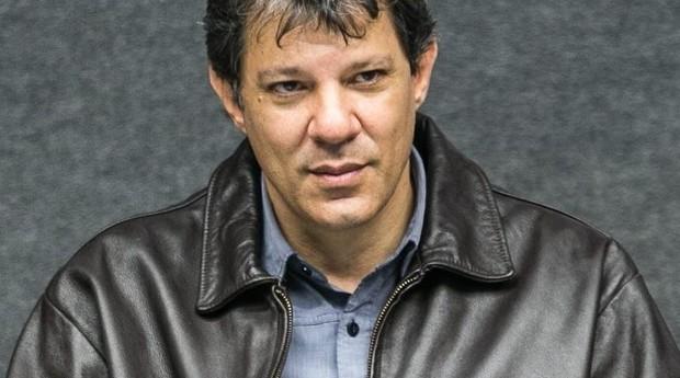 Fernando Haddad (Foto: Divulgação)