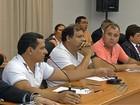 Reunião discute medidas para combater onda de ataques a ônibus