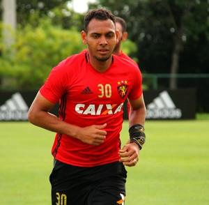 Mansur (Foto:  Williams Aguiar/Sport Club do Recife)