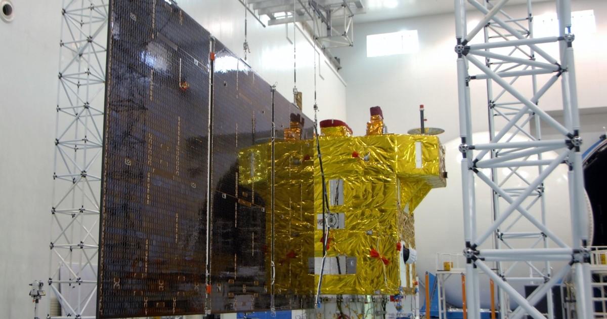 Testes para lançamento do satélite Cbers-4 são concluídos na China