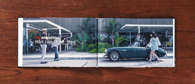 Taschen lança livro sobre a arte de Mad Men (Foto: Divulgação)