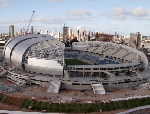 Arena das Dunas, em Natal (Foto: Canindé Soares)