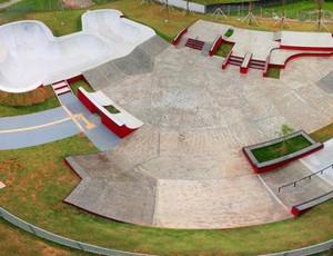 Mogi Skate Park (Foto: Divulgação/PMMC)