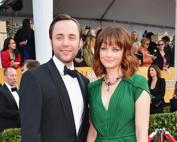 Alexis Bledel e Vincent Kartheiser (Foto: Getty Images)