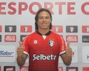 """Renan cita peso de substituir Naldo no Joinville: """"Espero suprir a ausência"""""""