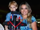 Davi Lucca, filho de Neymar, comemora 3 anos com festa em SP