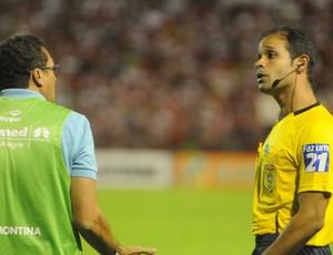 Náutico x Grêmio - Vanderlei Luxemburgo (Foto: Aldo Carneiro/Pernambuco Press)