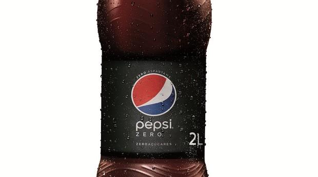 Pepsi Zero, o novo produto da PepsiCo no Brasil (Foto: Divulgação/PepsiCo)