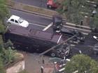 Belo Horizonte - 7h30: Acidente na Av. do Contorno deixa trânsito lento
