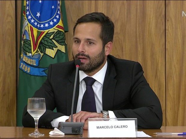 Marcelo Calero (Gnews) (Foto: Reprodução GloboNews)