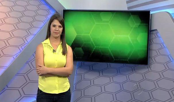Tâmara Oliveira traz informações dos Jogos Escolares (Foto: Divulgação/ TV Sergipe)