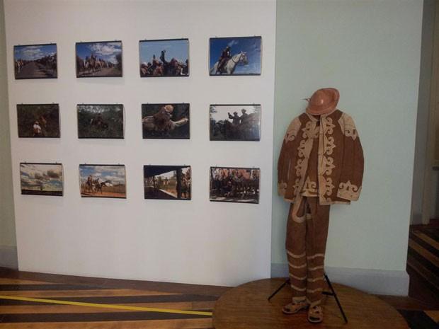 Exposição 'Quinteto Canta Gonzagão: nossos encontros com o Rei do Baião'  (Foto: Divulgação)