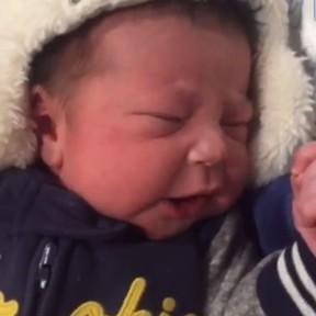 Anthony, filho de Rebeka Francys (Foto: Instagram/ Reprodução)