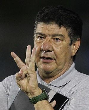 joel santana vasco x joinville (Foto: Marcelo Sadio / vasco.com.br)