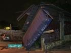 Acidente envolvendo carro deixa uma pessoa morta na Zona Sul de SP