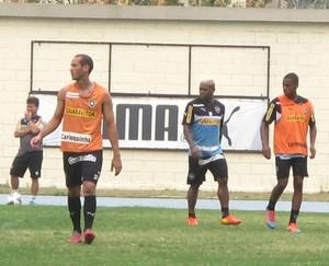 Jobson treino Botafogo (Foto: Fred Huber)