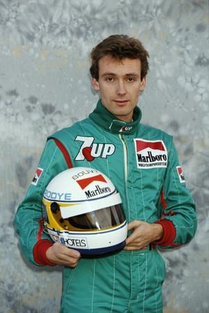 Bertrand Gachot, ex-piloto de Fórmula 1 (Foto: Getty Images)
