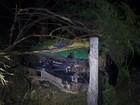 Vereador morre em acidente que deixou outras 2 vítimas na BR-070