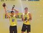 Álvaro/Saymon domina em Brasília  e conquista primeiro título da dupla