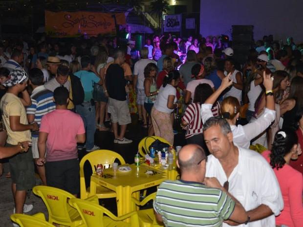 Projeto Santo Samba, em Cabo Frio, RJ (2) (Foto: Divulgação/Prefeitura de Cabo Frio)