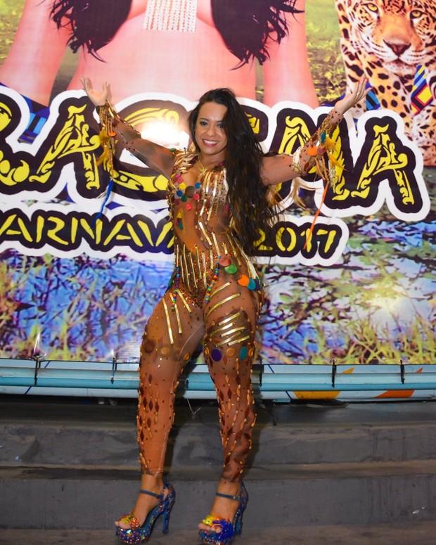 Raissa de Oliveira (Foto: Rodrigo Mesquita  / Divulgação. )