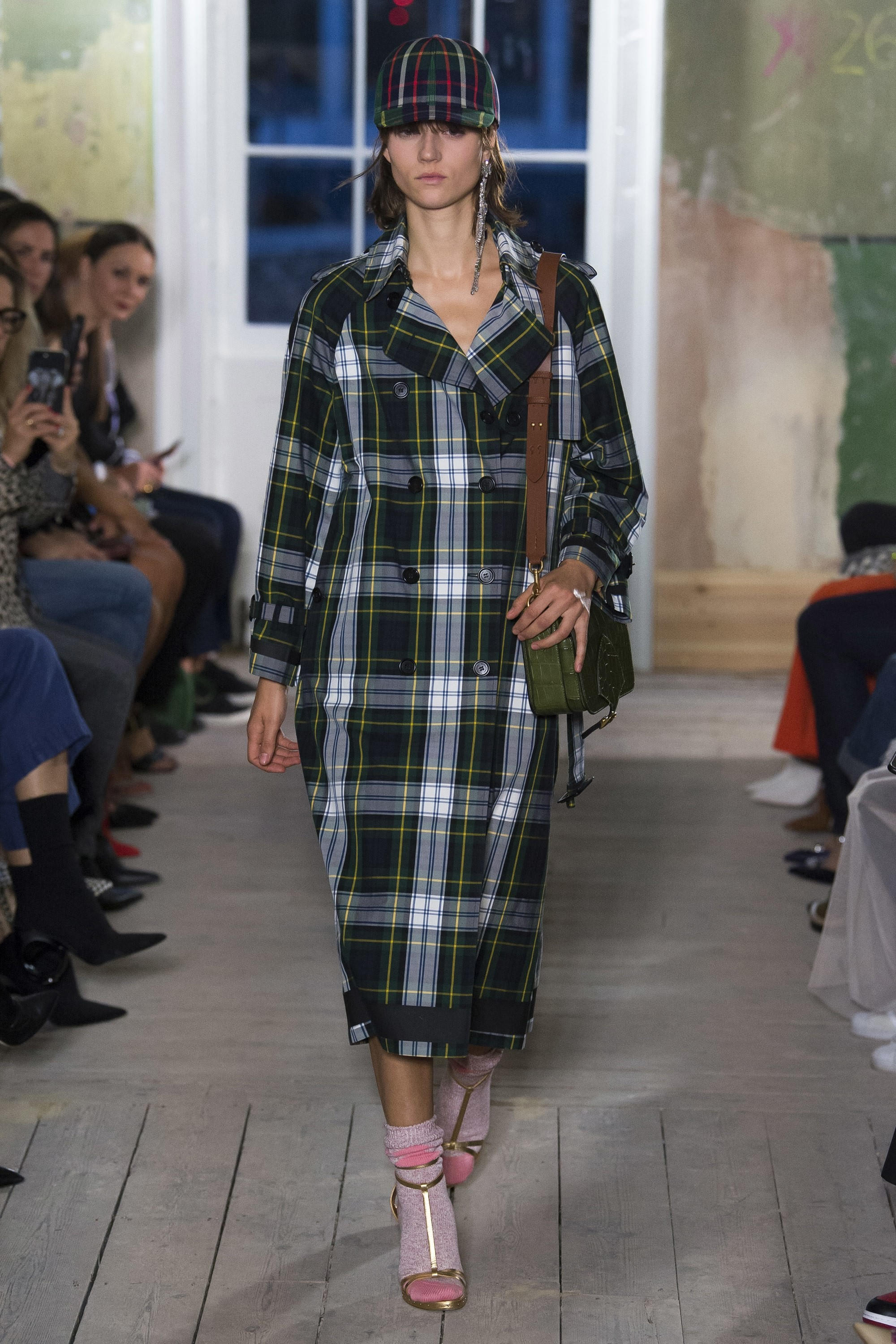 Burberry inverno 2018 (Foto: Getty Images)