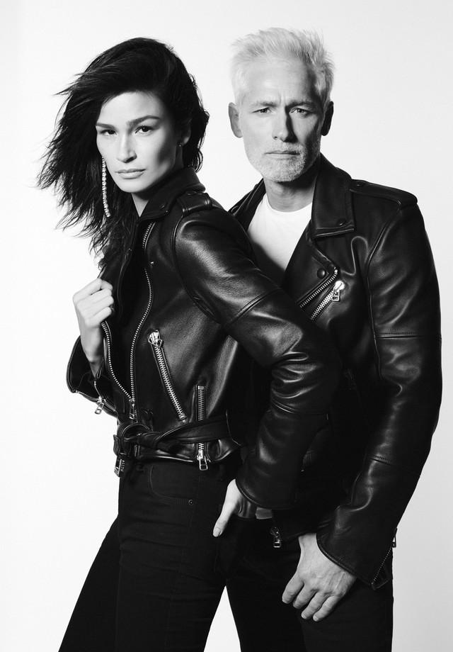 Caroline Ribeiro e Jorge Gelati (Foto: Nicole Heiniger)