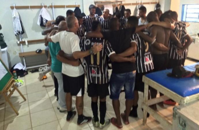 União Barbarense elenco Série A2 do Paulista (Foto: Divulgação / União Barbarense FC)