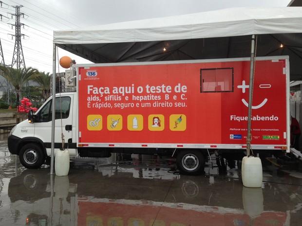 Uma nova portaria do Ministério da Saúde determina que as pessoas com HIV poderão iniciar o tratamento antirretroviral assim que receberem o diagnóstico. (Foto: Janaína Carvalho / G1)