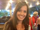 Talula visita Maria Melilo no hospital: 'Ela é uma vitoriosa'