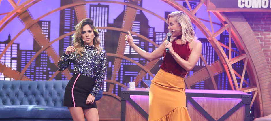 Claudia Leitte no Lady Night