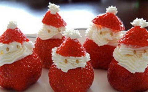 Comida para decorar a mesa de Natal: veja fotos com ideias e sugestões