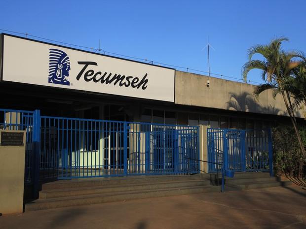 Tecumseh anunciou fusão da empresa em São Carlos (Foto: Maurício Duch/folharegião.com.br)