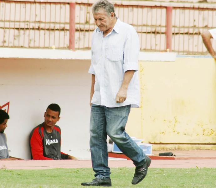 Zé Branco, presidente do América-SP (Foto: Oscar Oliveira/Site Amadorzao)