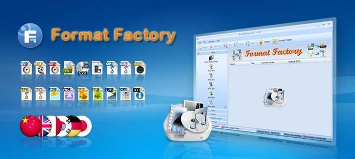 FormatFactory (Foto: Reprodução)