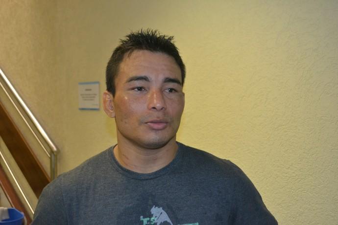 John Macapá MMA (Foto: Raphael Marinho)