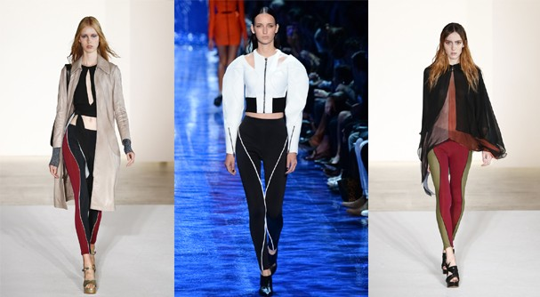 Leggins são a nova mania fashion! (Foto: Getty Images)